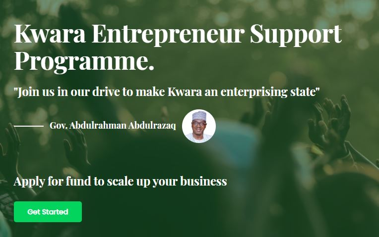 Apply for Kwara State Kwapreneur Loan 2021 (Get Upto 3Million - Go to application Portal kwapreneur.com