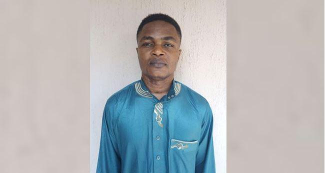 EFCC Arrest Founder of Inksnation, Omotade-Sparks Amos Sewanu
