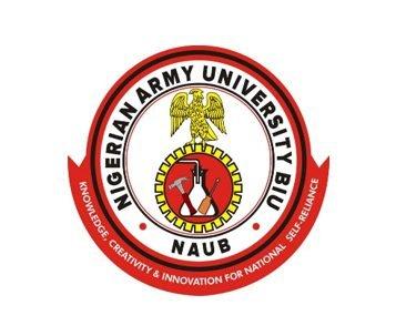 Nigerian Army University Biu (NAUB) Admission List for 2020/2021 Academic Session 1