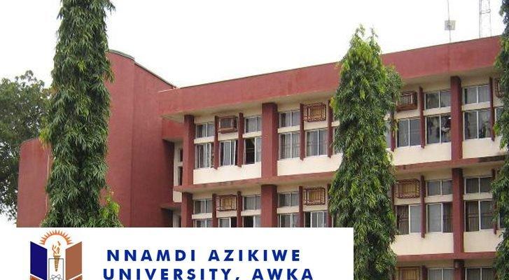 Nnamdi Azikiwe University Akwa (UNIZIK) Postgraduate Admission Form for 2020/2021 Academic Session [2ND TIER] 1