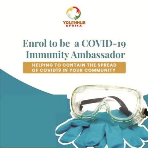 Apply For: Covid-19 Immunity Ambassador Program 2021 1