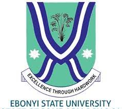 Ebonyi State University (EBSU) School Fees Payment Deadline for 2020/2021 Academic Session 1