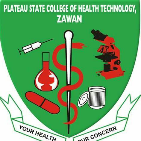 Plateau State College of Health Technology Zawan Admission Form for 2021/2022 Academic Session 1