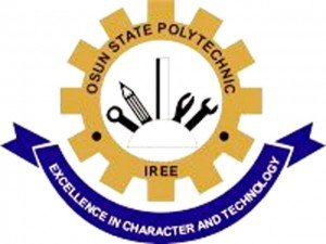 Osun State Polytechnic (OSPOLY) Iree School Fees Payment Deadline for ND I HND 1, HND II and NCE Students 1