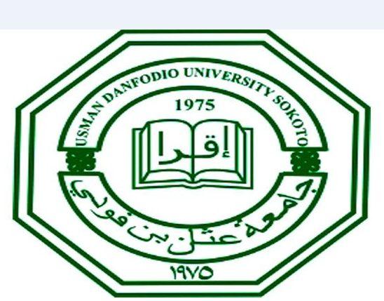 Usman Danfodio University Sokoto (UDUSOK) Software Development Competition 2021 1