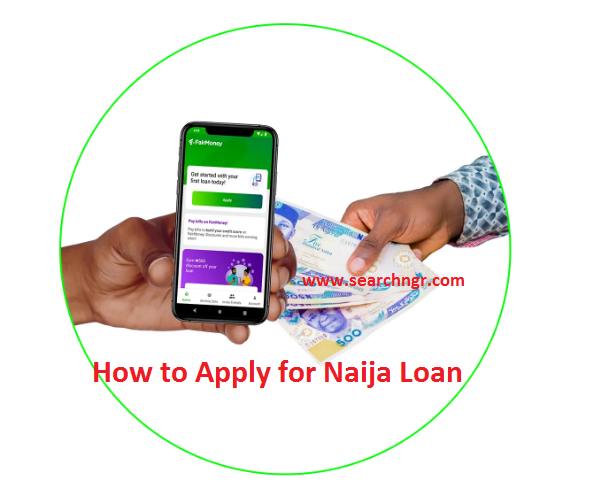 How to Apply for Naija Loan Online 2021 from Nigeria & Abroad