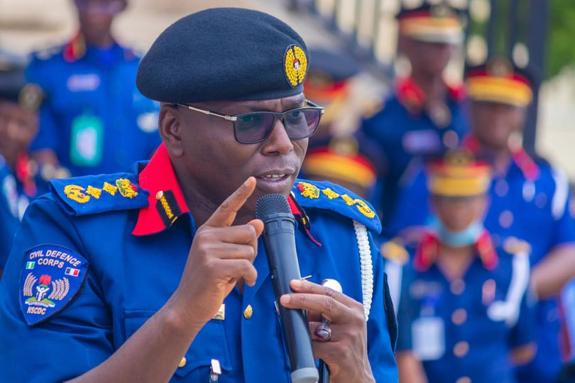 Nigeria Civil Defence (NSCDC) gives Update on 2021 Recruitment Exercise