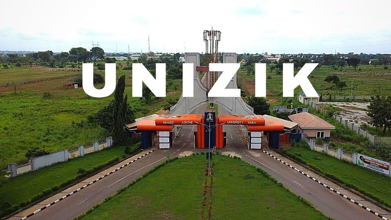 Nnamdi Azikiwe University Awka (UNIZIK) JUPEB Admission Form for 2021/2022 Academic Session 1