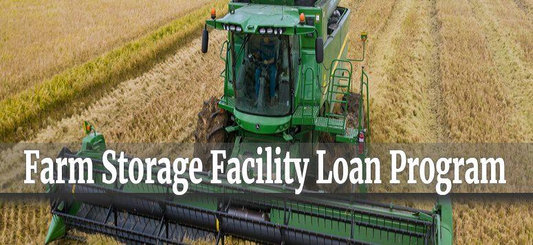 United States Farm Storage Facility Loans Application 2021