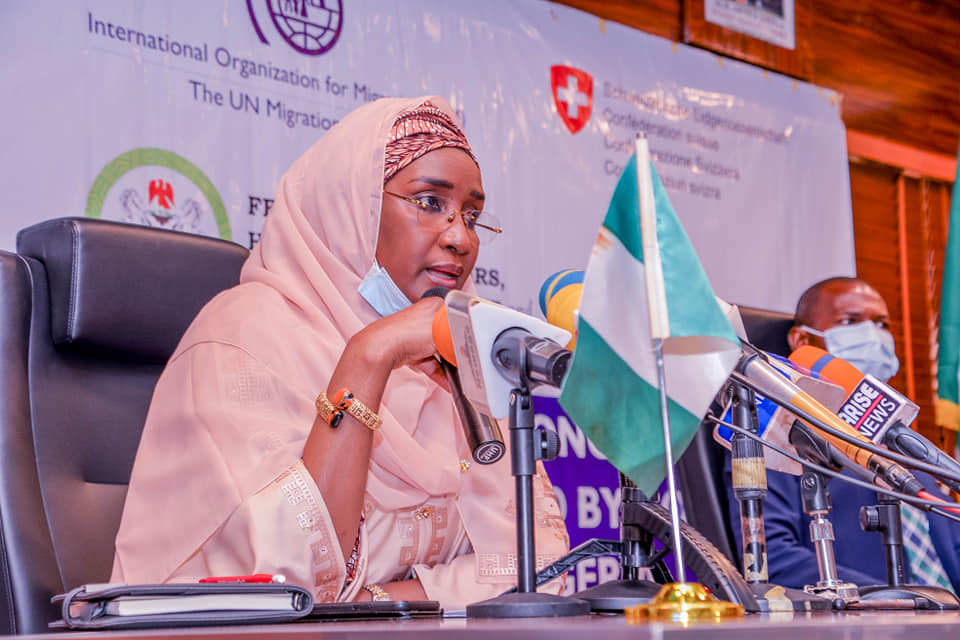 FG Launches Relief Project for Migrant in the North