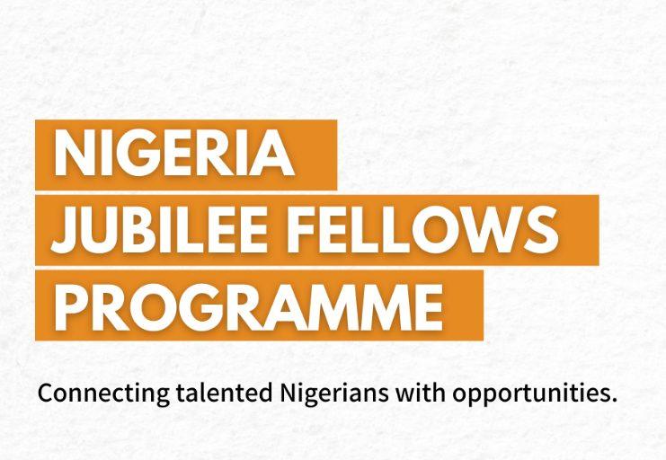 Portal to Apply for Nigeria Jubilee Fellows Programme (NJFP) 2021